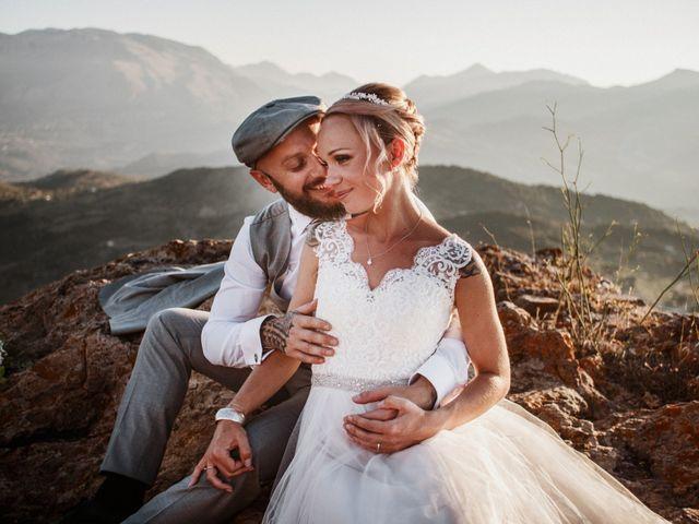 Il matrimonio di Fabio e Laura a Pollina, Palermo 36