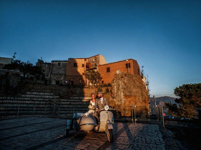 Il matrimonio di Fabio e Laura a Pollina, Palermo 37