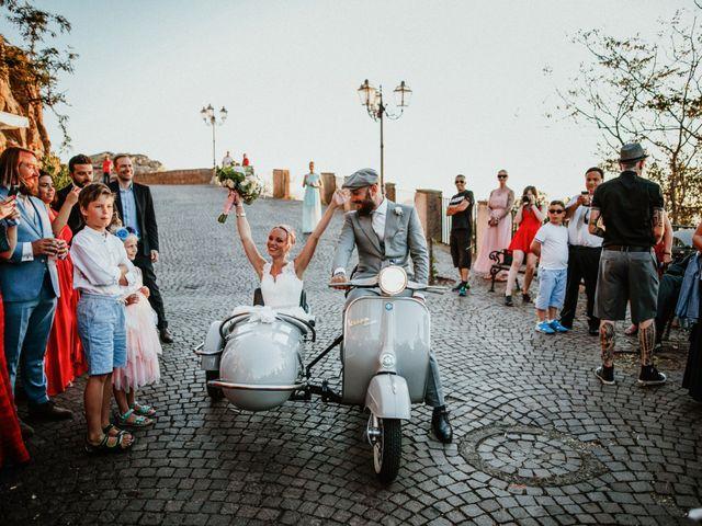 Il matrimonio di Fabio e Laura a Pollina, Palermo 40