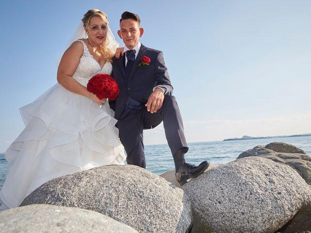 le nozze di Claudia e Guido