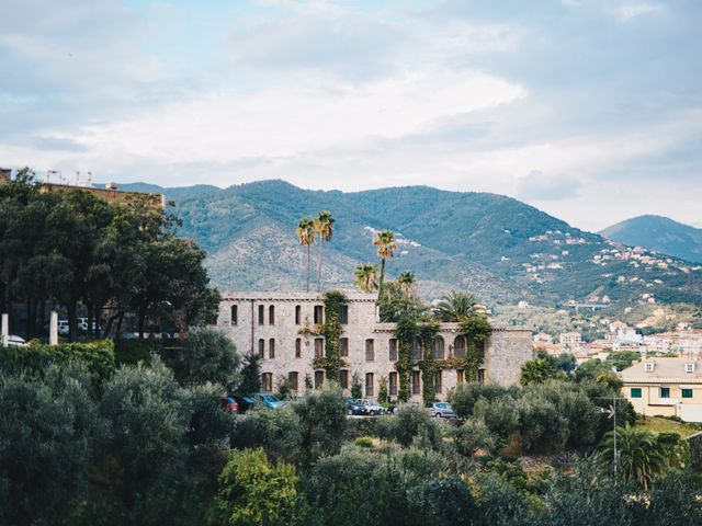 Il matrimonio di Matteo e Martina a Sestri Levante, Genova 17