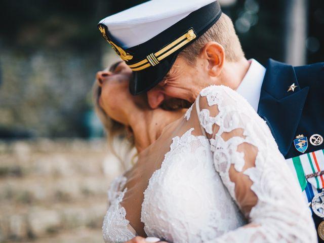 Il matrimonio di Matteo e Martina a Sestri Levante, Genova 34