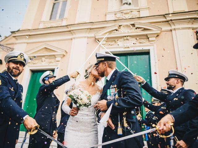 Il matrimonio di Matteo e Martina a Sestri Levante, Genova 36