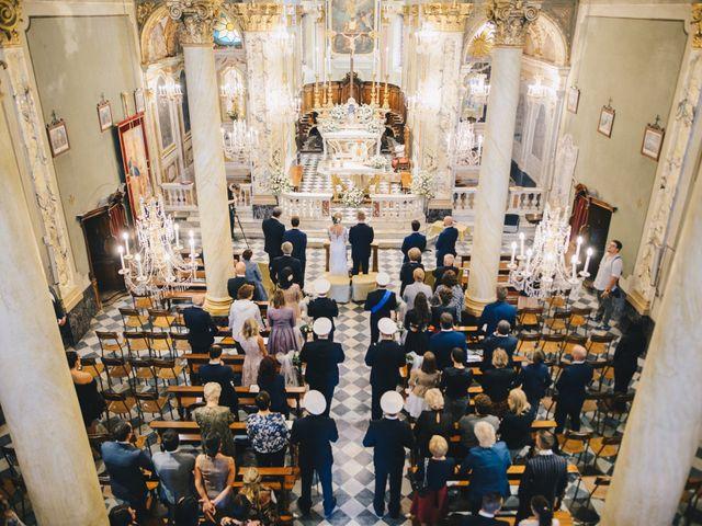 Il matrimonio di Matteo e Martina a Sestri Levante, Genova 37