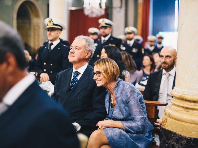 Il matrimonio di Matteo e Martina a Sestri Levante, Genova 38