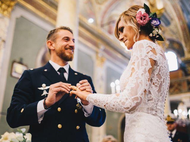 Il matrimonio di Matteo e Martina a Sestri Levante, Genova 39