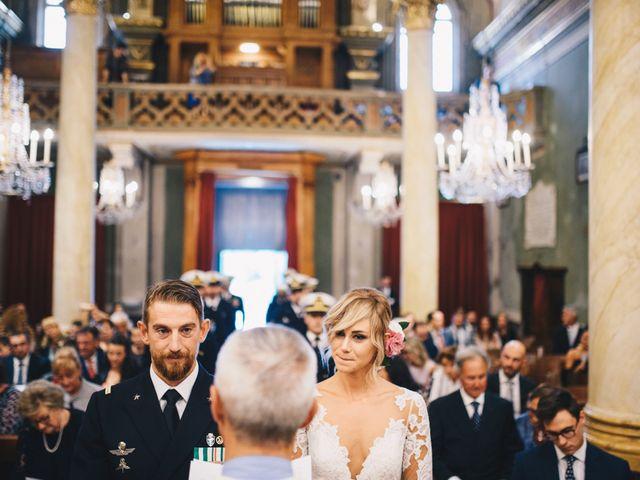 Il matrimonio di Matteo e Martina a Sestri Levante, Genova 40