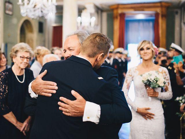 Il matrimonio di Matteo e Martina a Sestri Levante, Genova 42