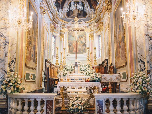 Il matrimonio di Matteo e Martina a Sestri Levante, Genova 46