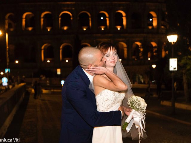 le nozze di Yulia e Luca