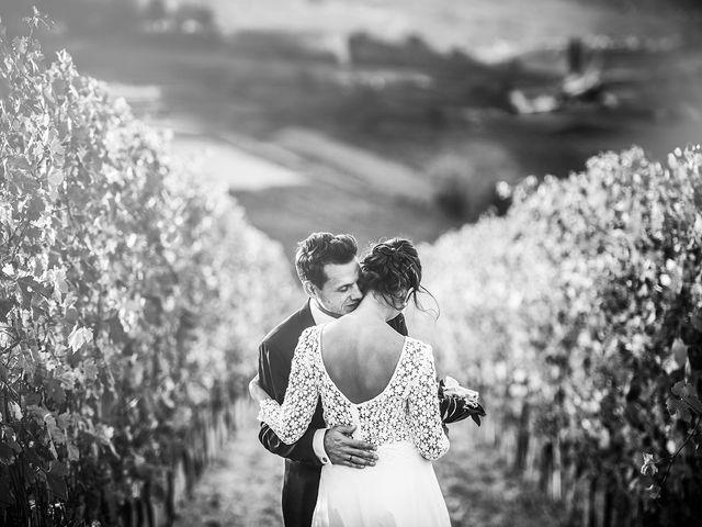 Le nozze di Fanny e Sebastien