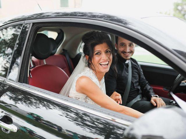 Il matrimonio di Matteo e Diana a Monastier di Treviso, Treviso 8