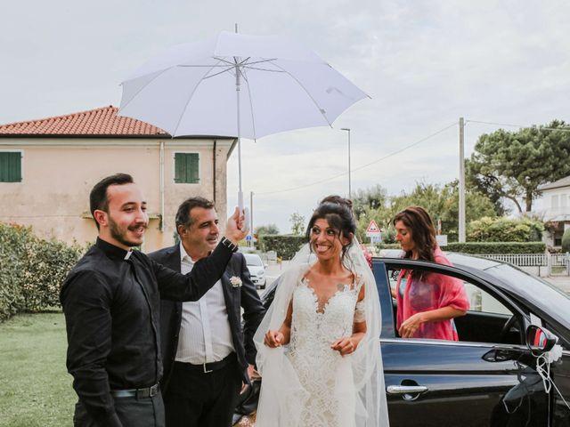 Il matrimonio di Matteo e Diana a Monastier di Treviso, Treviso 9