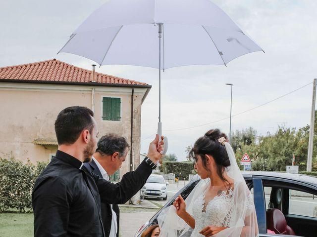 Il matrimonio di Matteo e Diana a Monastier di Treviso, Treviso 10