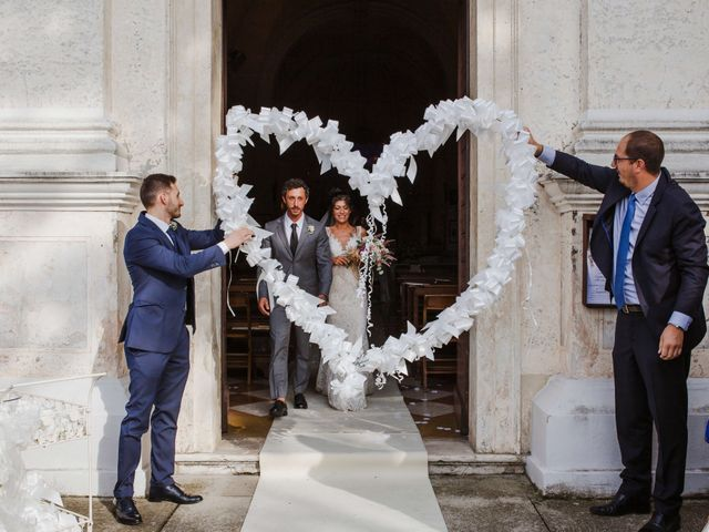 Il matrimonio di Matteo e Diana a Monastier di Treviso, Treviso 17