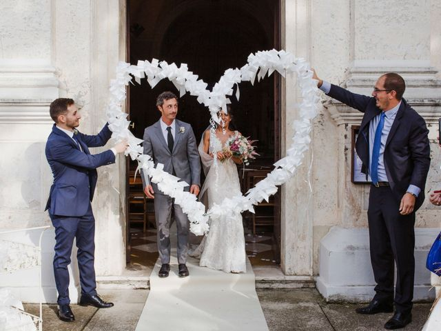 Il matrimonio di Matteo e Diana a Monastier di Treviso, Treviso 18