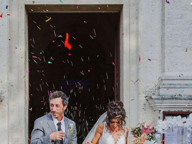 Il matrimonio di Matteo e Diana a Monastier di Treviso, Treviso 19