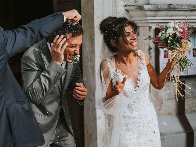 Il matrimonio di Matteo e Diana a Monastier di Treviso, Treviso 20