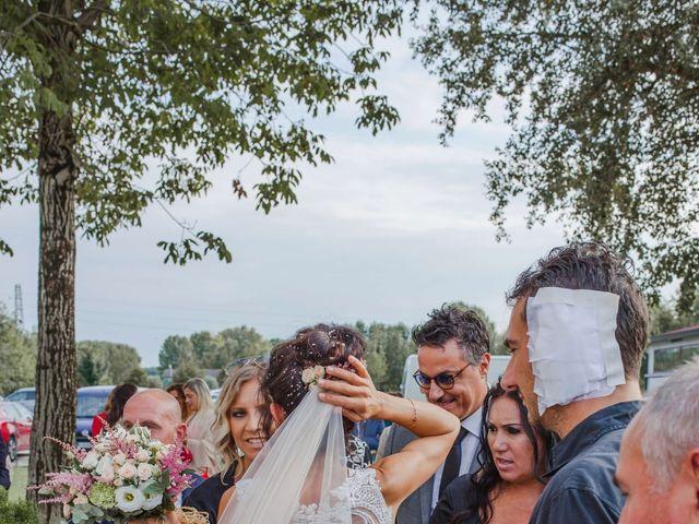 Il matrimonio di Matteo e Diana a Monastier di Treviso, Treviso 22