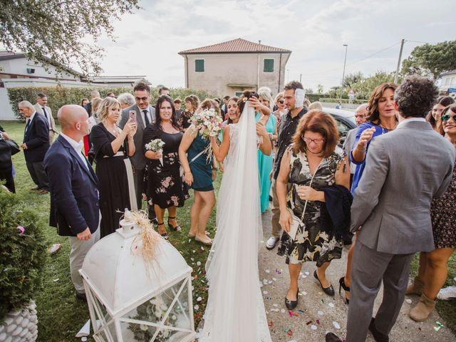 Il matrimonio di Matteo e Diana a Monastier di Treviso, Treviso 23