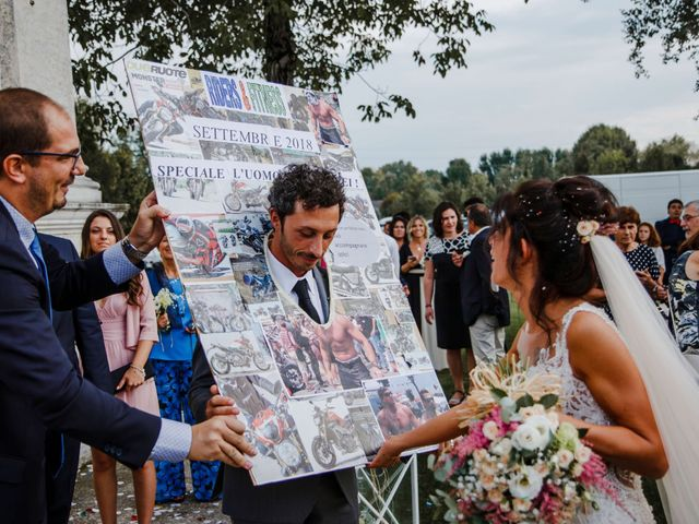 Il matrimonio di Matteo e Diana a Monastier di Treviso, Treviso 24
