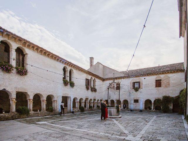 Il matrimonio di Matteo e Diana a Monastier di Treviso, Treviso 30