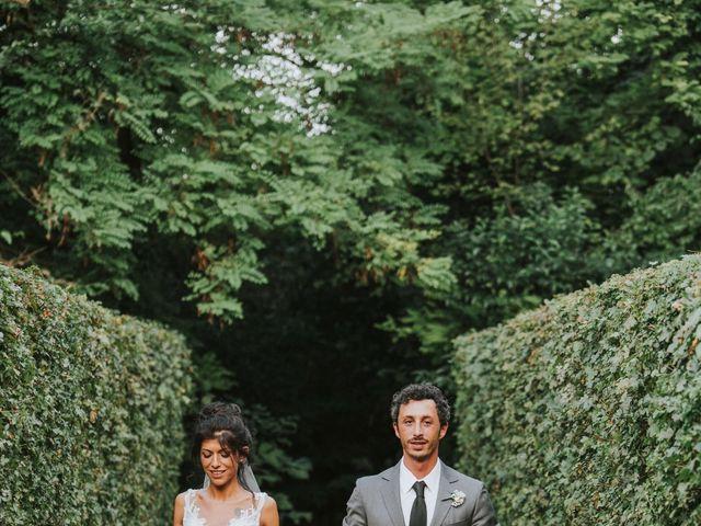 Il matrimonio di Matteo e Diana a Monastier di Treviso, Treviso 35