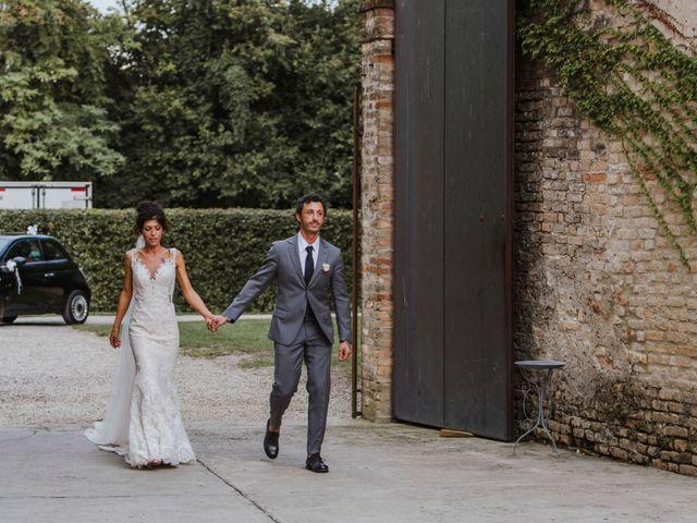 Il matrimonio di Matteo e Diana a Monastier di Treviso, Treviso 48