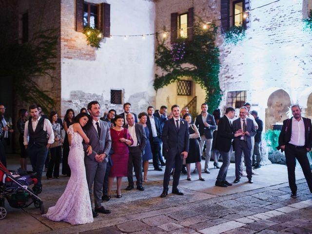 Il matrimonio di Matteo e Diana a Monastier di Treviso, Treviso 59