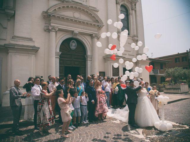 Il matrimonio di Alberto e Melissa a Loreo, Rovigo 9