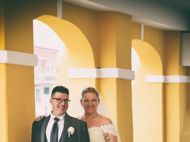 Il matrimonio di Alberto e Melissa a Loreo, Rovigo 10
