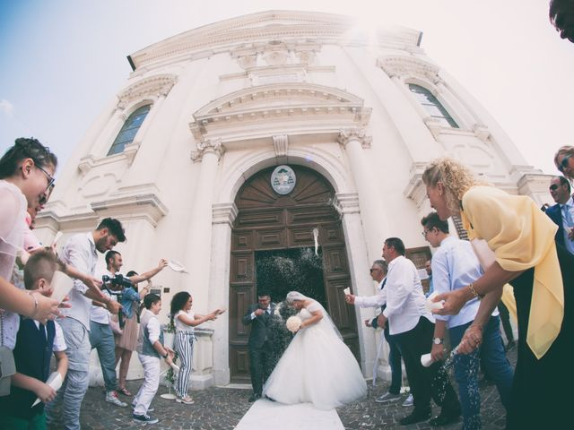 Il matrimonio di Alberto e Melissa a Loreo, Rovigo 20