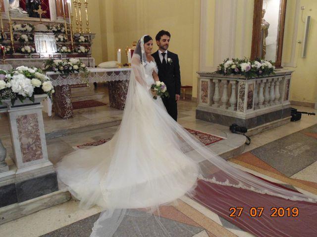 Il matrimonio di Giuseppina e Benigno  a Cervinara, Avellino 1