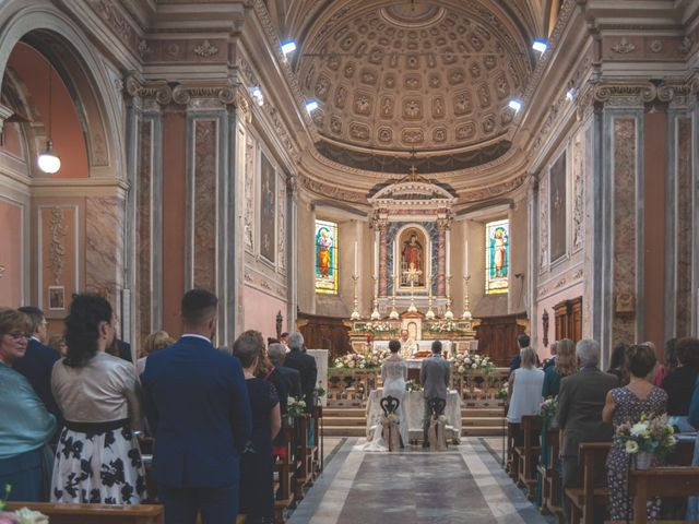 Il matrimonio di Giovanni e Elena a Genivolta, Cremona 17