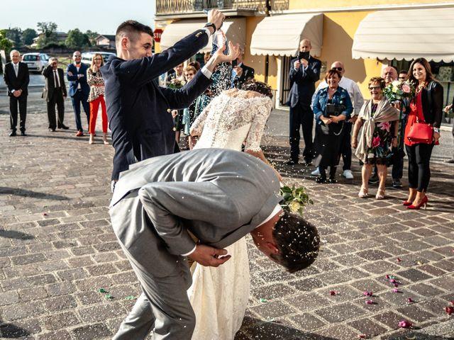 Il matrimonio di Giovanni e Elena a Genivolta, Cremona 28