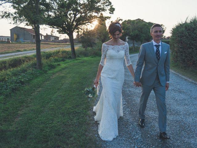Il matrimonio di Giovanni e Elena a Genivolta, Cremona 50