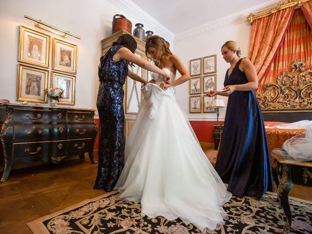 Il matrimonio di Tommaso e Anna a Monza, Monza e Brianza 6