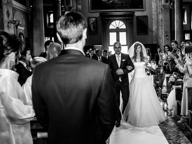 Il matrimonio di Tommaso e Anna a Monza, Monza e Brianza 12