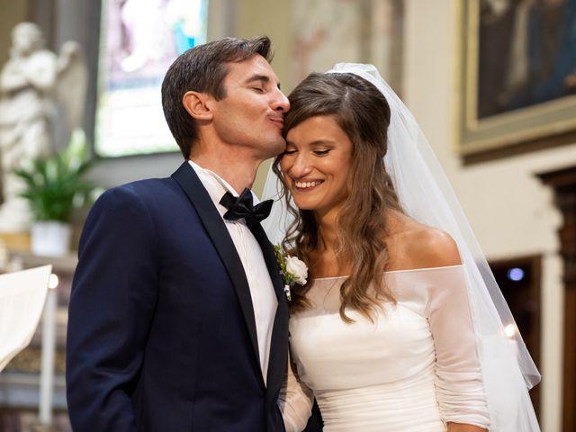 Il matrimonio di Tommaso e Anna a Monza, Monza e Brianza 17