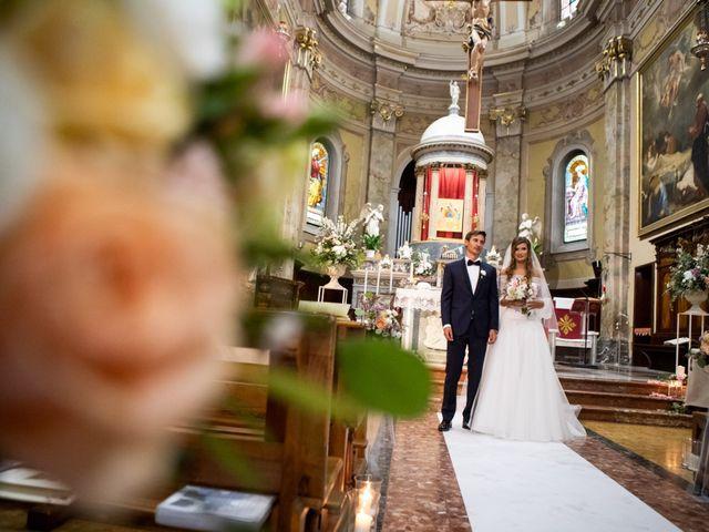 Il matrimonio di Tommaso e Anna a Monza, Monza e Brianza 19