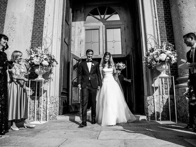 Il matrimonio di Tommaso e Anna a Monza, Monza e Brianza 20