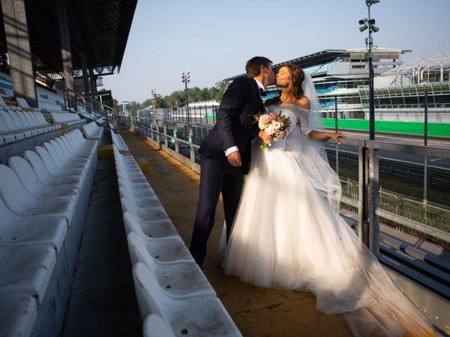 Il matrimonio di Tommaso e Anna a Monza, Monza e Brianza 23