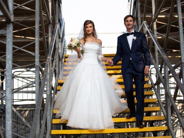 Il matrimonio di Tommaso e Anna a Monza, Monza e Brianza 25