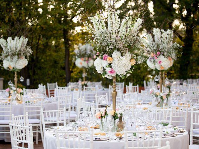 Il matrimonio di Tommaso e Anna a Monza, Monza e Brianza 28