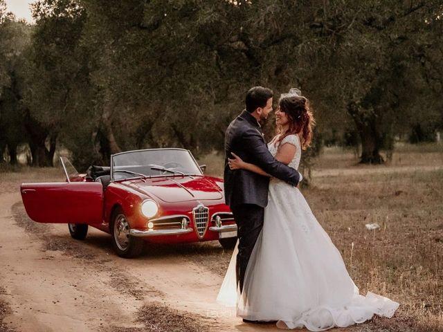 Il matrimonio di Sabrina e Marco a Brindisi, Brindisi 8