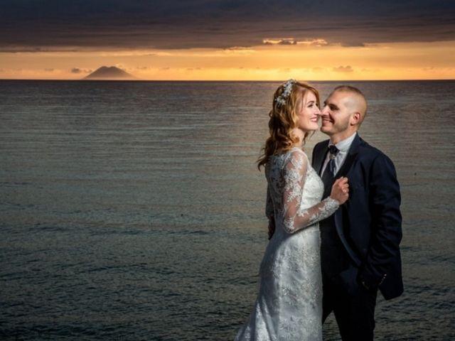 Il matrimonio di Domenico  e Lilly  a Tropea, Vibo Valentia 3