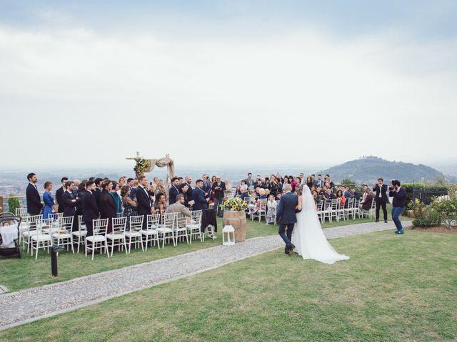 Il matrimonio di Francesco  e Paola a Gussago, Brescia 5
