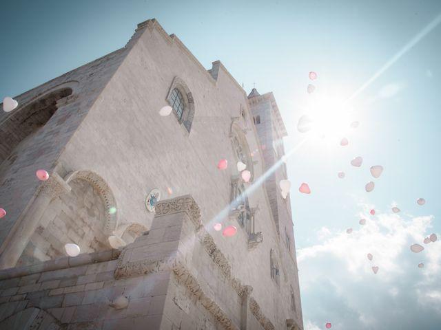 Il matrimonio di Sabino e Serena a Trani, Bari 1