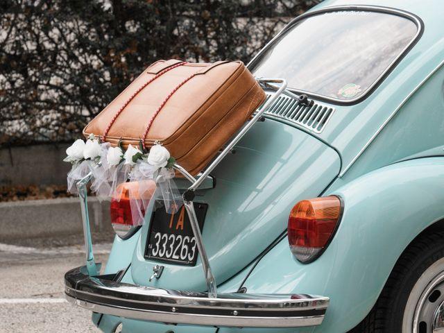 Il matrimonio di Sabino e Serena a Trani, Bari 8