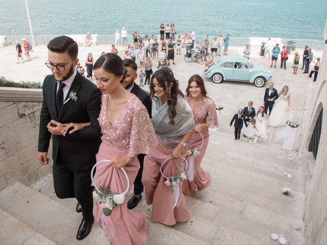 Il matrimonio di Sabino e Serena a Trani, Bari 9